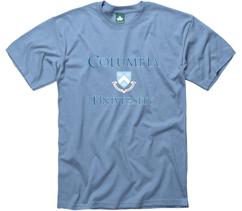 Columbia Crest T-Shirt  (Light Blue)