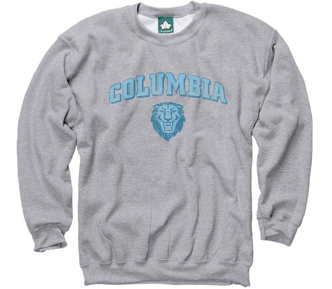 Columbia Team Vintage Sweatshirt (Heather Grey)