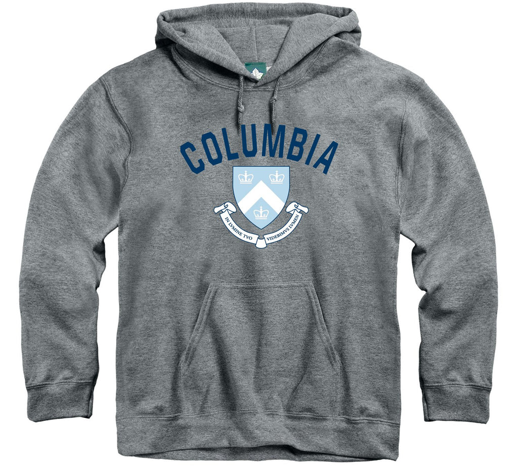 columbia university hooded sweatshirt