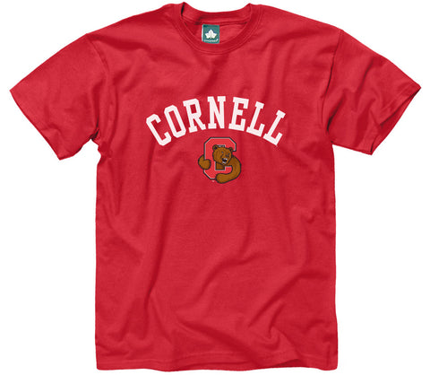 Cornell Athletics T-shirt (Red)