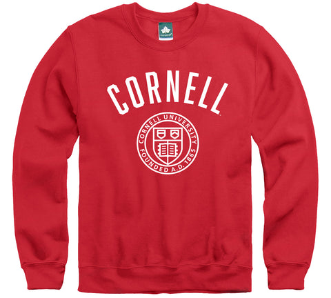 Cornell Legacy Sweatshirt (Red)