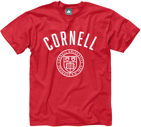 Cornell Legacy T-shirt (Red)