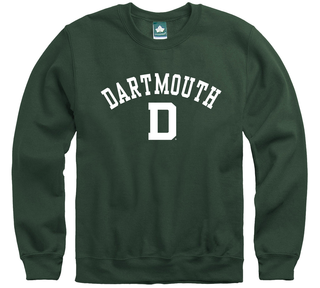 Dartmouth Athletics Logo Sweatshirt (Hunter)