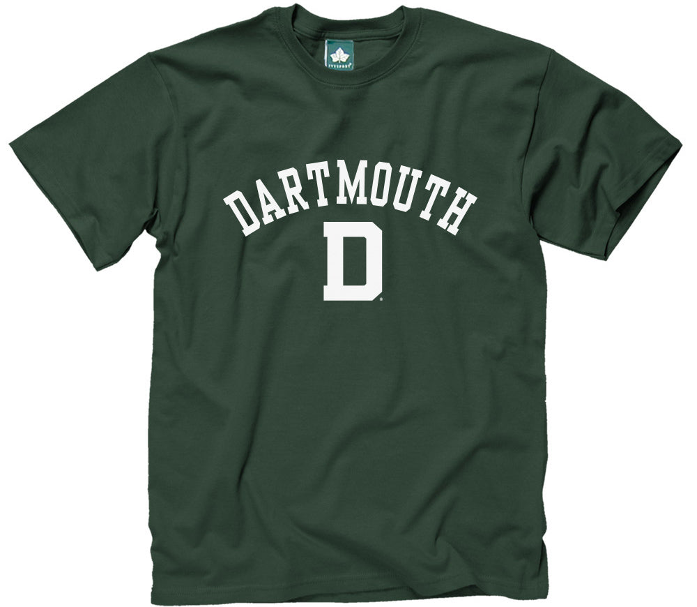 Dartmouth Athletics T-Shirt (Hunter Green)