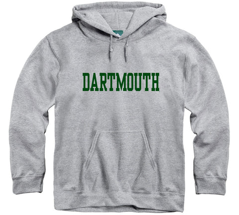 Dartmouth Classic Hooded Sweatshirt (Heather Grey)