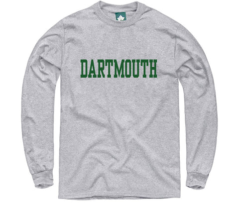 Dartmouth Classic L/S T-Shirt (Heather Grey)