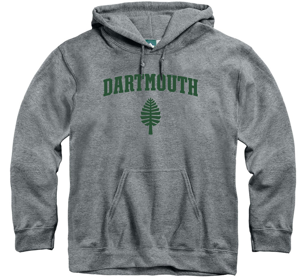 Dartmouth Heritage Hooded Sweatshirt (Charcoal Grey)