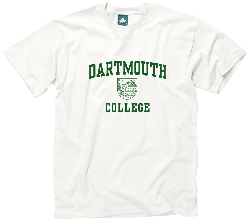 Dartmouth Crest T-Shirt (White)