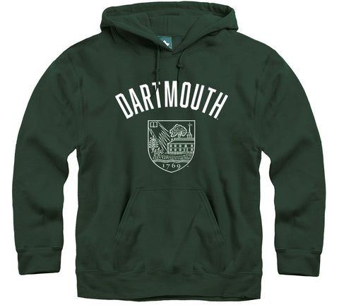 Dartmouth Heritage Hooded Sweatshirt (Hunter)