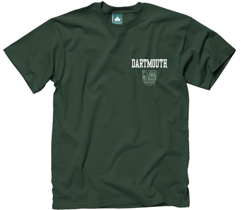 Dartmouth Scholar T-Shirt (Hunter Green)