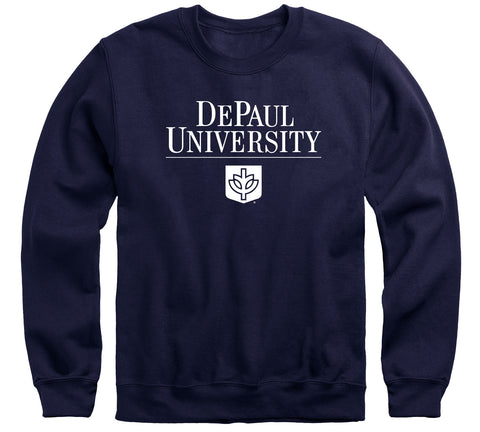 DePaul University Heritage Sweatshirt (Navy)