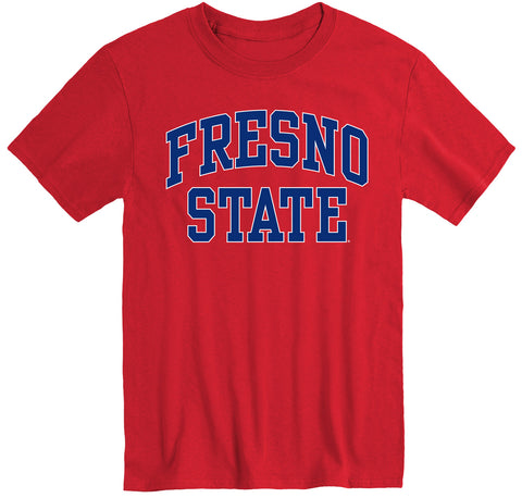 California State University Fresno Classic T-Shirt (Red)