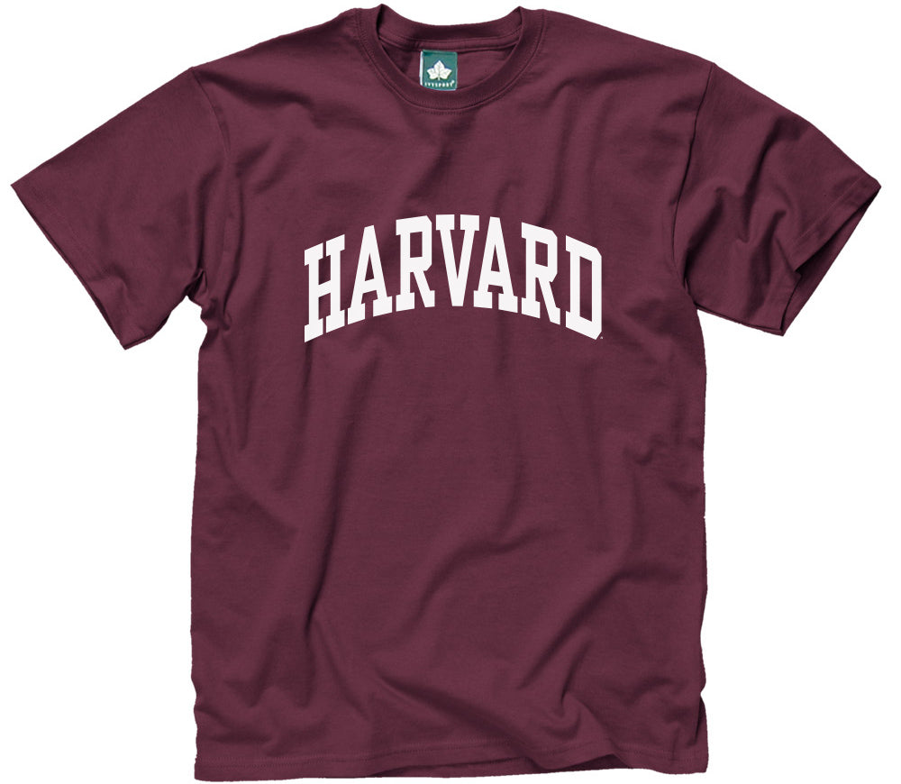 Harvard T-Shirt Classic (Crimson)