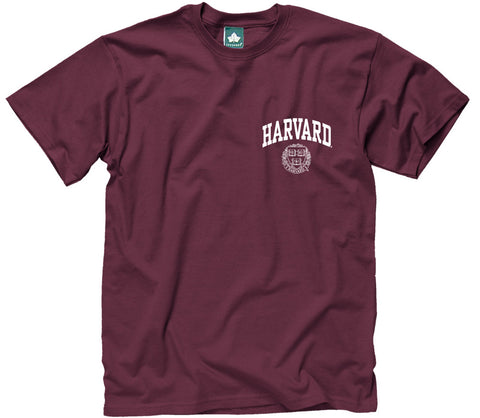 Harvard Scholar T-shirt (Crimson)
