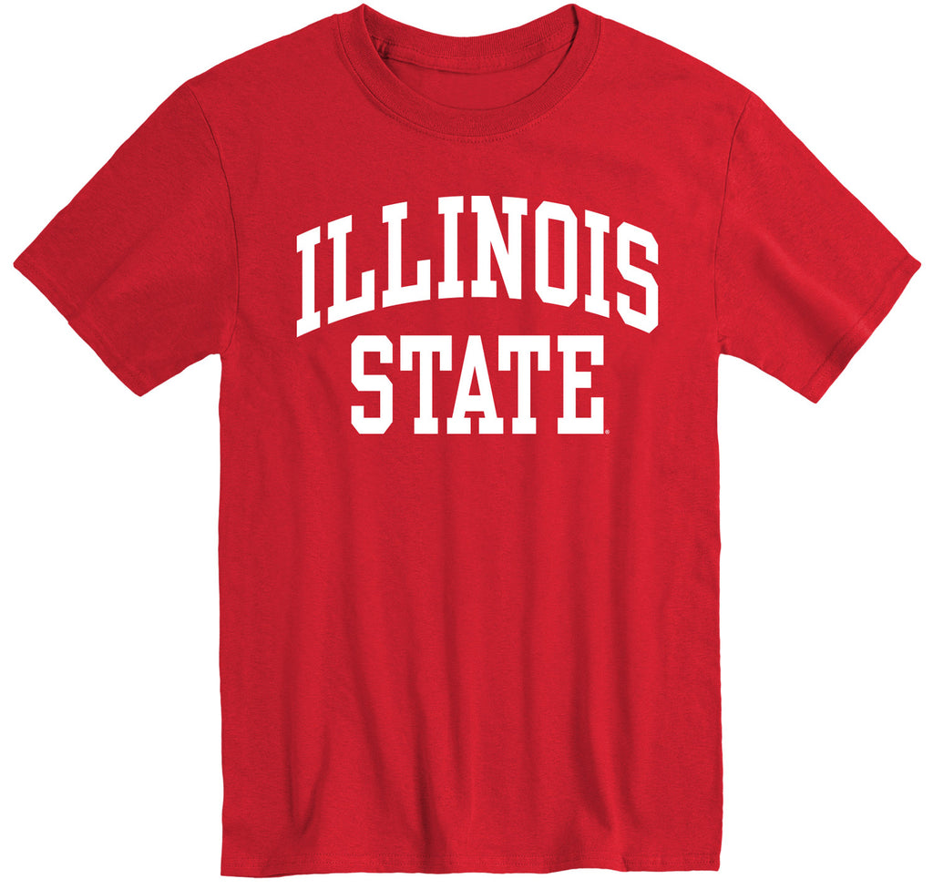 Illinois State University Classic T-Shirt (Red)