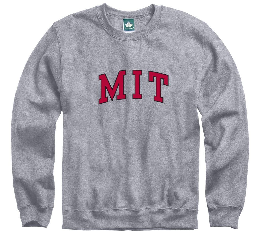 MIT Classic Crew Sweatshirt (Heather Grey)