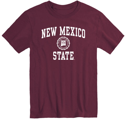 New Mexico State University Heritage T-Shirt (Maroon)