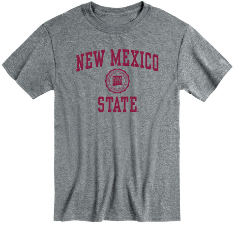 New Mexico State University Heritage T-Shirt (Charcoal Grey)