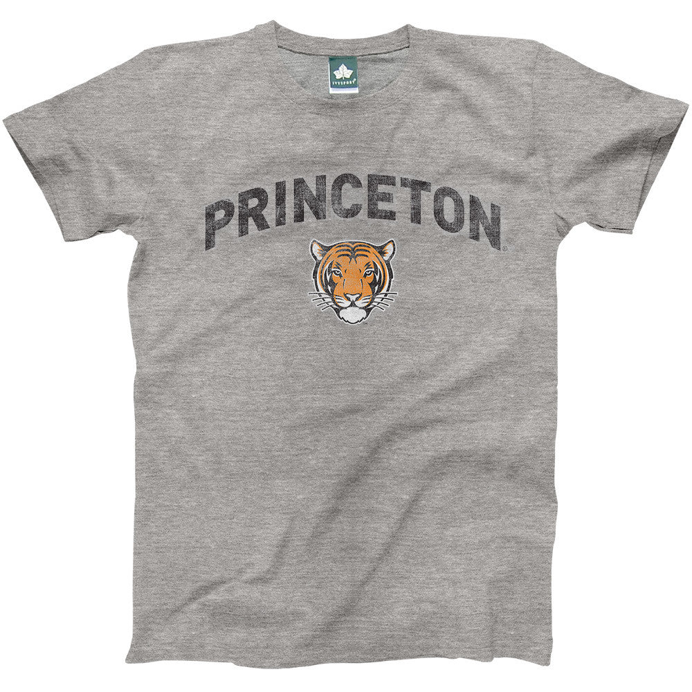 Princeton - Team Vintage T-Shirt (Grey)