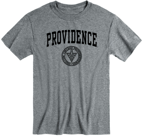 Providence College Heritage T-Shirt (Charcoal Grey)