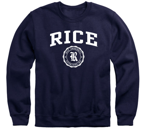 Rice University Heritage Sweatshirt (Navy)