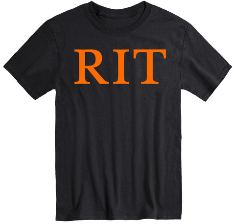 Rochester Institute of Technology Classic T-Shirt (Black)