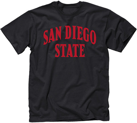 San Diego State University Classic T-Shirt (Black)