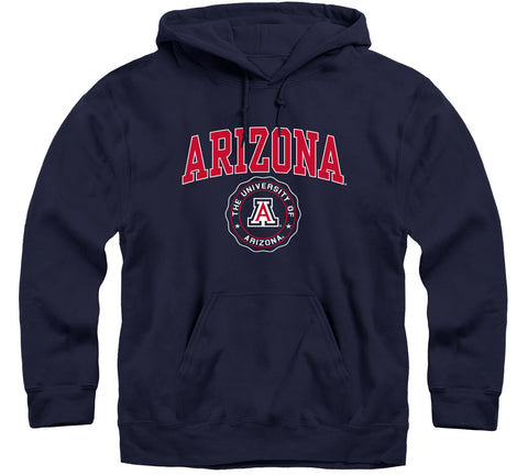 University of Arizona Heritage Hooded Sweatshirt (Navy)