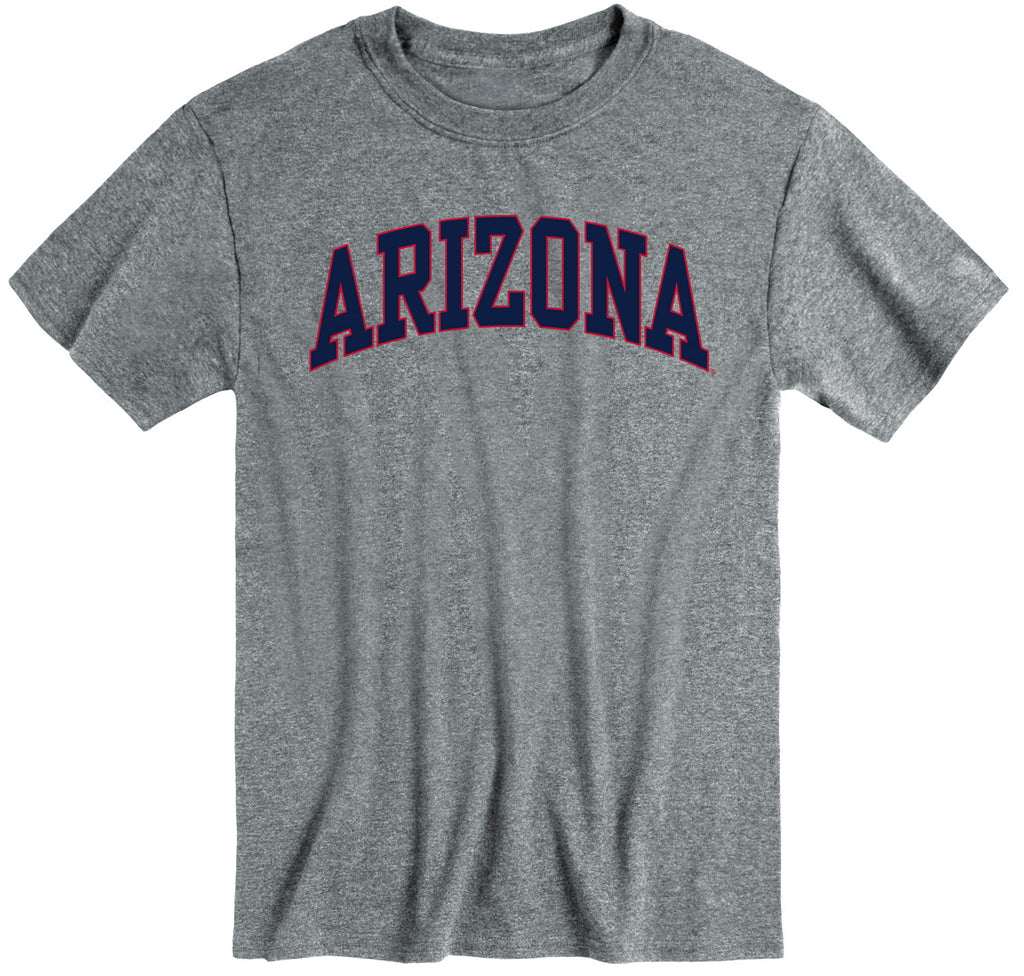 University of Arizona Classic T-Shirt (Charcoal Grey)