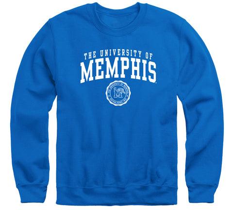 The University of Memphis Heritage Sweatshirt (Royal Blue)