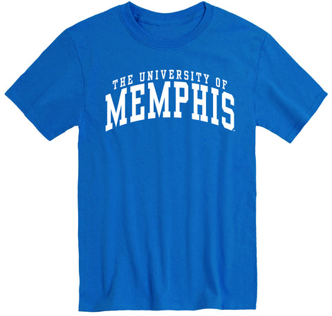 The University of Memphis Classic T-Shirt (Royal Blue)