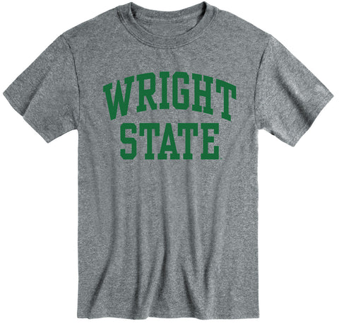 Wright State University Classic T-Shirt (Charcoal Grey)