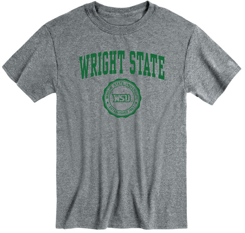 Wright State University Heritage T-Shirt (Charcoal Grey)