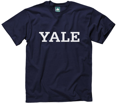 Yale Classic T-Shirt (Navy)