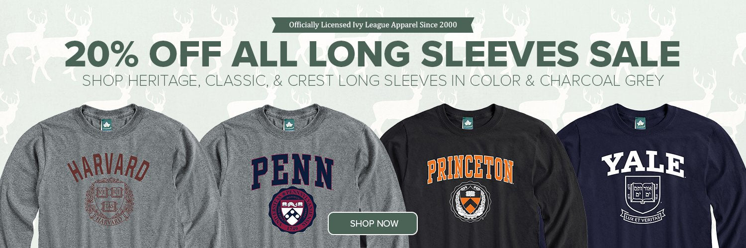 Ivy League Mascot Long Sleeves