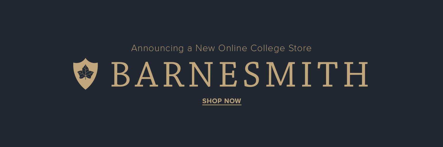 Announcing a New Online College Store