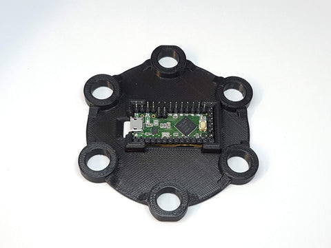 Electronics - OSR Micro Circuit - With Wheel Mount