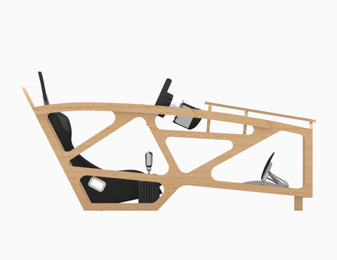 Plans - Super Sport Atom - Simple - Wood