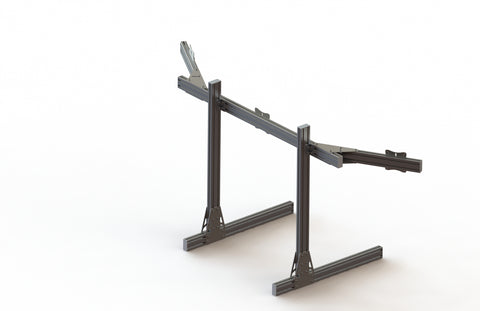 Monitor Stand - 15 or 30 or 40 series extrusion