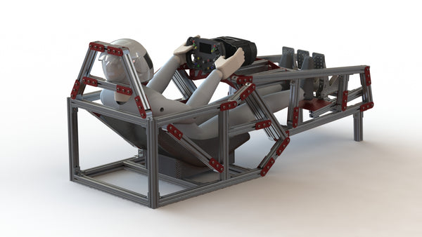 Plans Super Sport F1 Rig 40 Series Open Sim Rigs