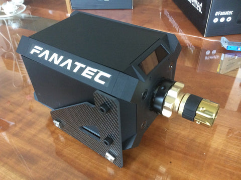 Wheel Mount Kit - Fanatec Podium - Side Plates