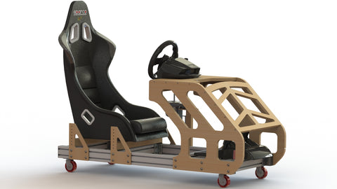 Plans - GT3 Chassis - Hybrid Wood/Metal