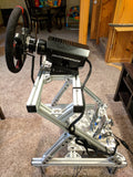 Plans - Office Chair Rig - F1 or GT3 Folding Wheel Stand Plans