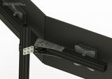 Triple Monitor Stand - Plate Kit & Plans - 15, 25, & 40 Series