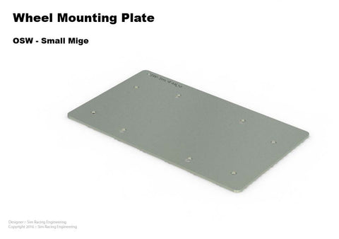 Wheel Mounting Plate - OSW