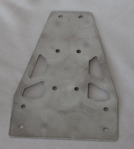 Monitor Stand Vertical Mounting Plates - Set of 4