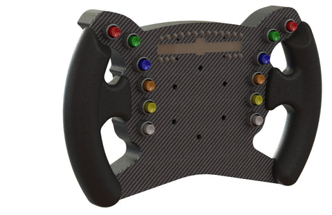 Race Wheel - Red Bull Style - 320mm