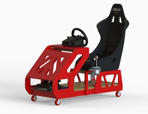Plans - GT3 Starter Chassis - Wood