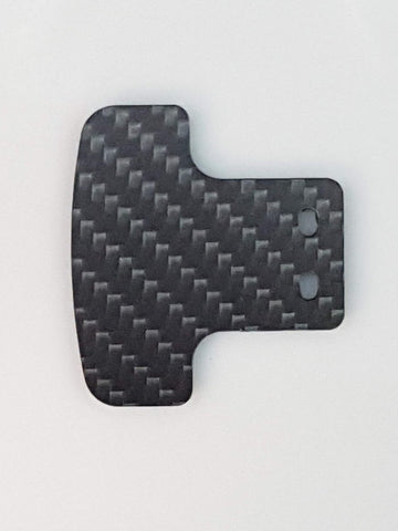 Paddles - Formula Small - 3mm Carbon Fiber