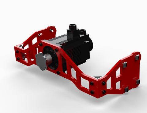 Wheel Mount Kit - OSW - 15 & 40 Series Extrusion
